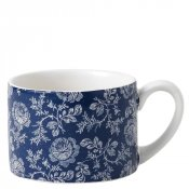 Parisienne Blue Breakfast Cup (Blue)