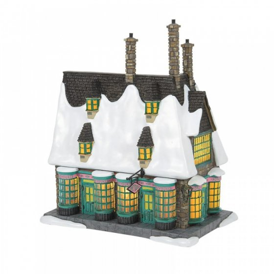 Honeydukes Sweet Shop Illuminated Model Building - Harry Pot