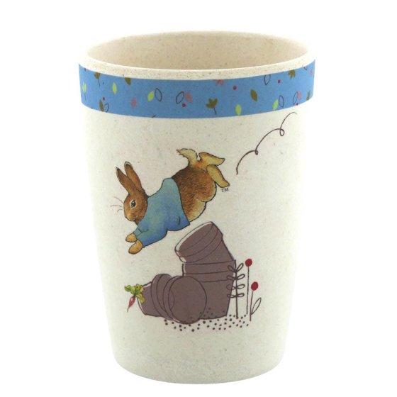 Peter Rabbit Bamboo Beaker