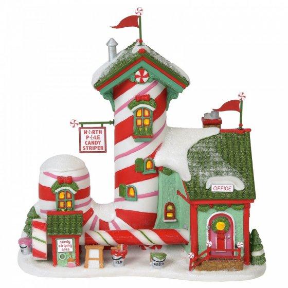 FS North Pole Candy Striper