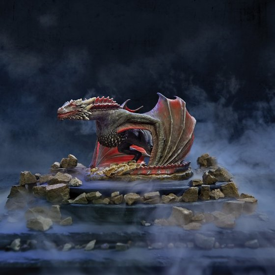 Drogon Figurine - Game of Thrones by Dept 56