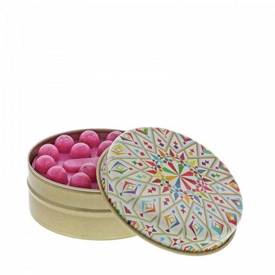FS Cream Kaleidoscope with Pomegranate Soap