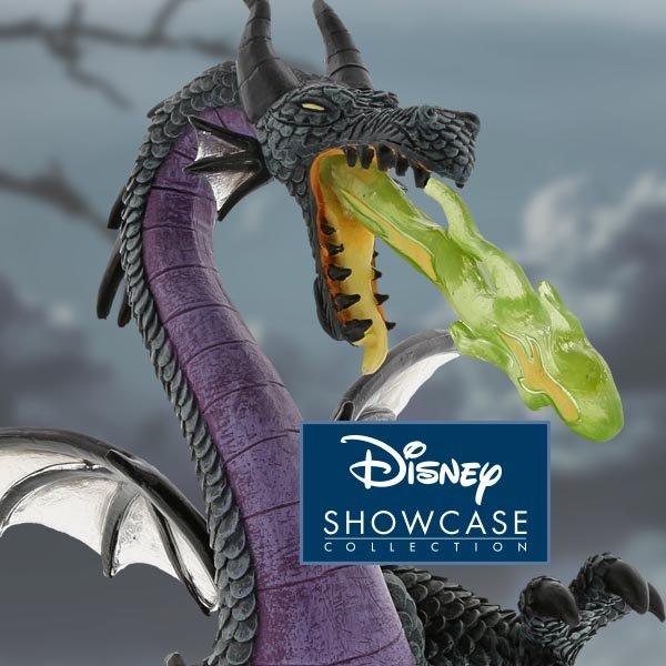 Enesco presents new Maleficent inspired piece in its  Disney Showcase Collection