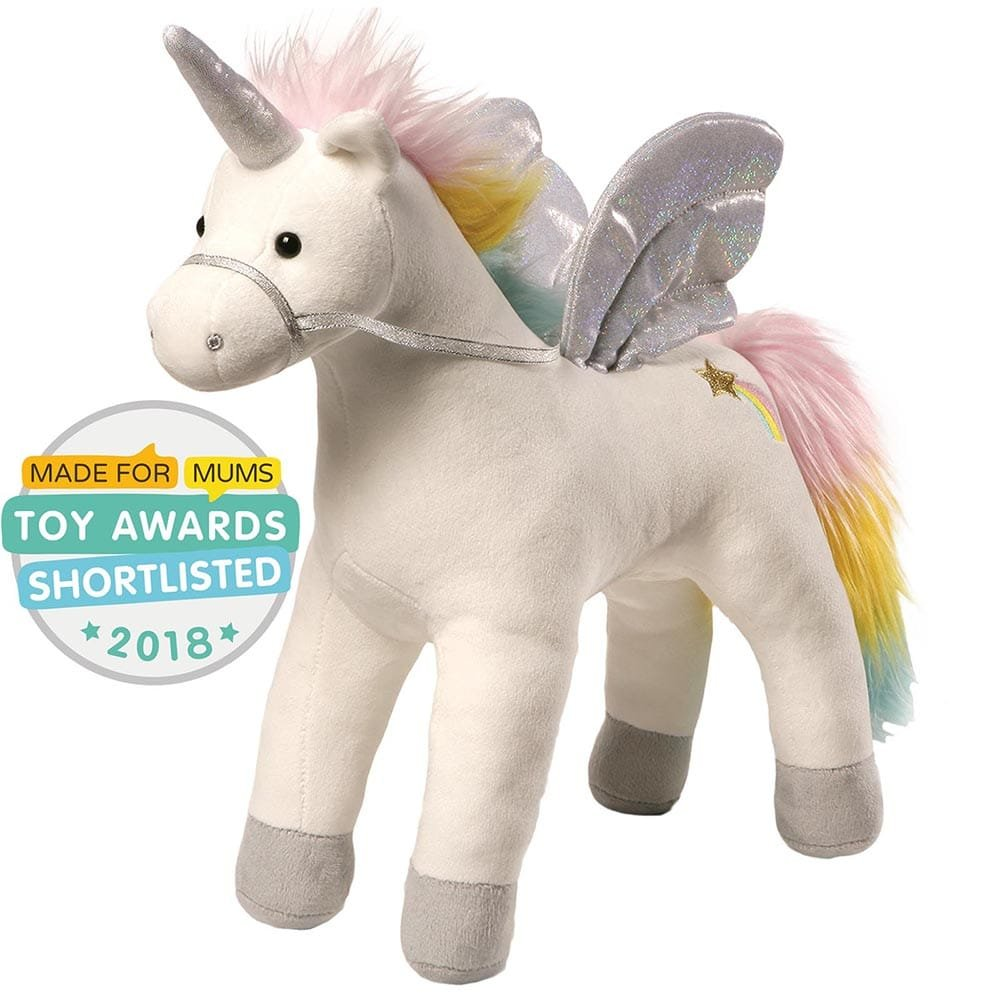 Mythical soft toys & gifts to make playtime even more magical