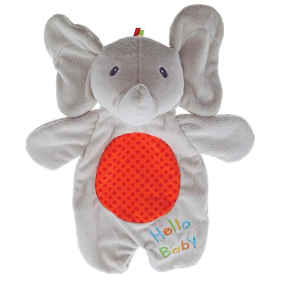 Flappy the Elephant Activity Lovey