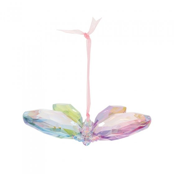 Butterfly Hanging Ornament with Charm and Poem