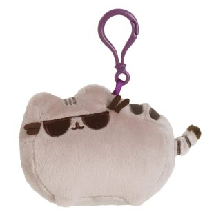 Pusheen with Sunglasses Backpack Clip (pack 6)
