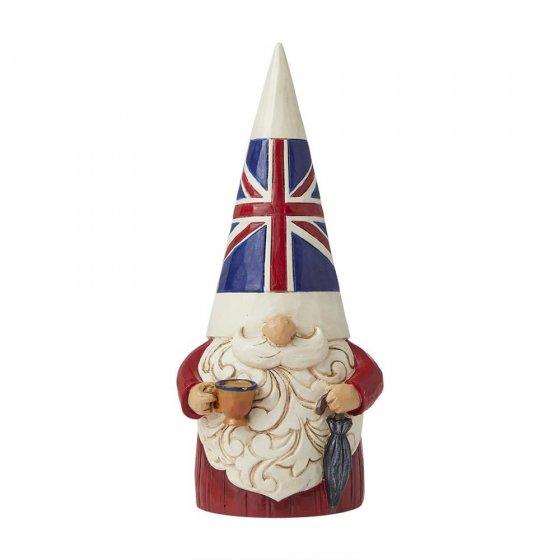 British Gnome Figurine
