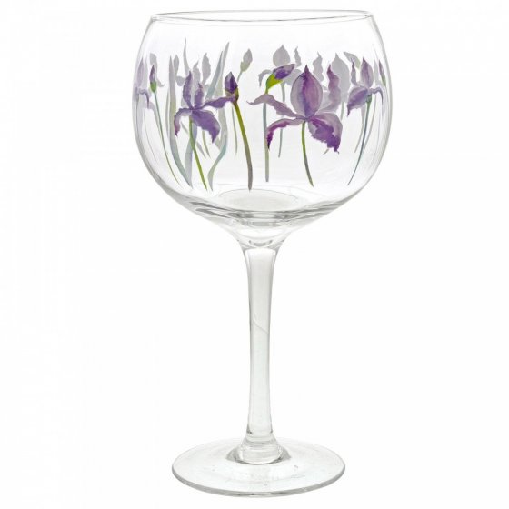 Iris Gin Copa Glass
