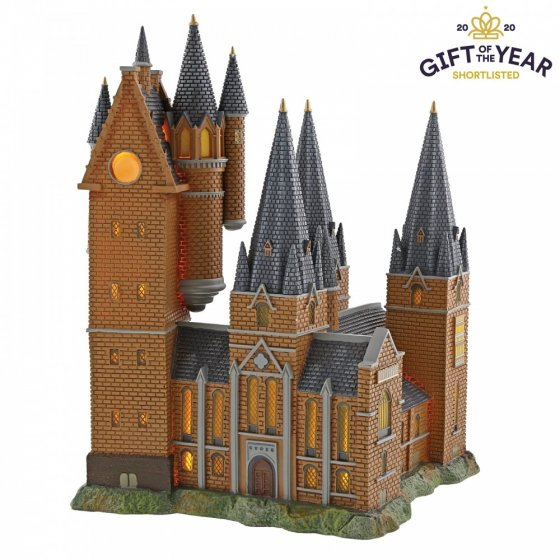 Hogwarts Astronomy Tower European Version