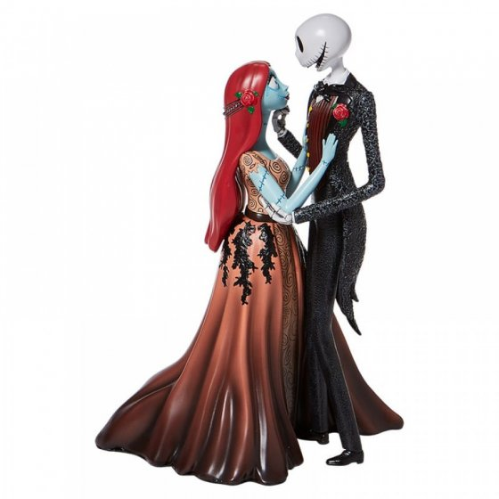 Jack and Sally Couture de Force Figurine