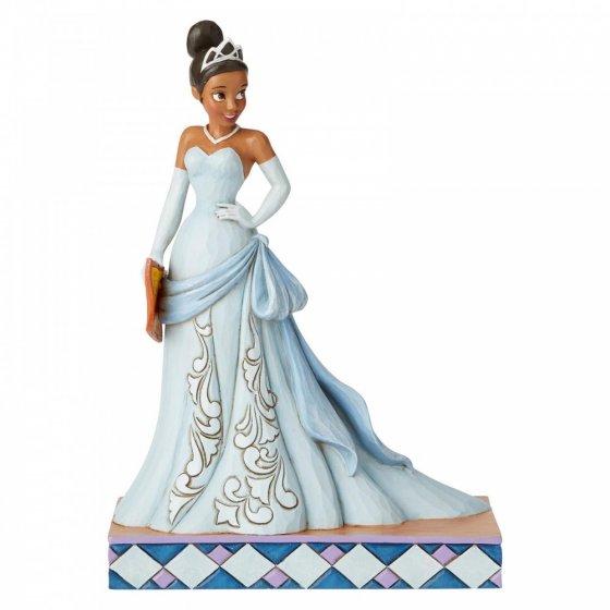 Enchanting Entrepreneur (Tiana Princess Passion Figurine)