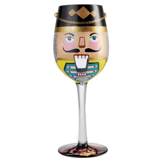Cracker Wine Glass