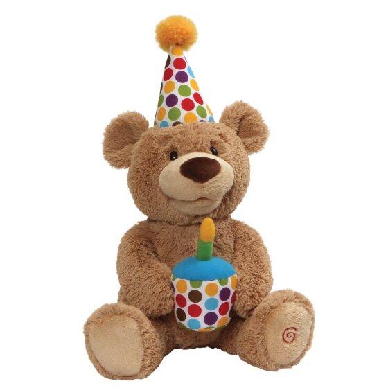 Happy Birthday! the Animated Bear