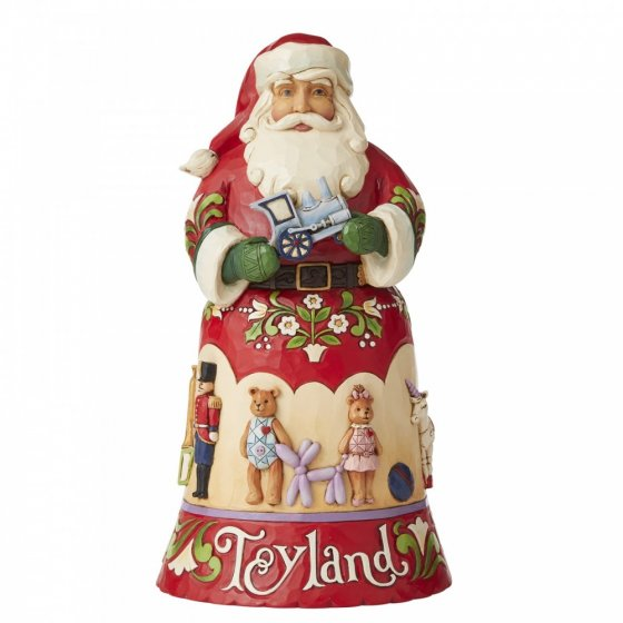Toyland (14th in Christmas Song Series Figurine)