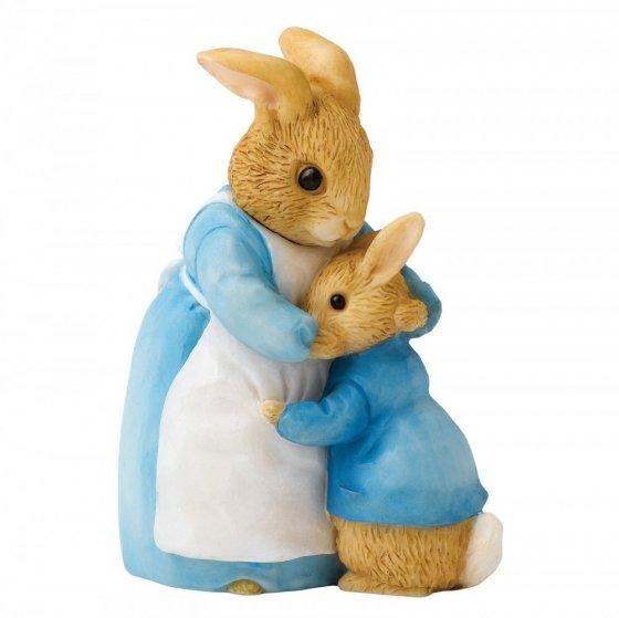 Mrs Rabbit & Peter