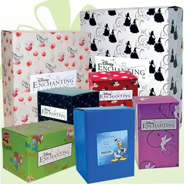 Enchanting Disney Collection Gift Packaging