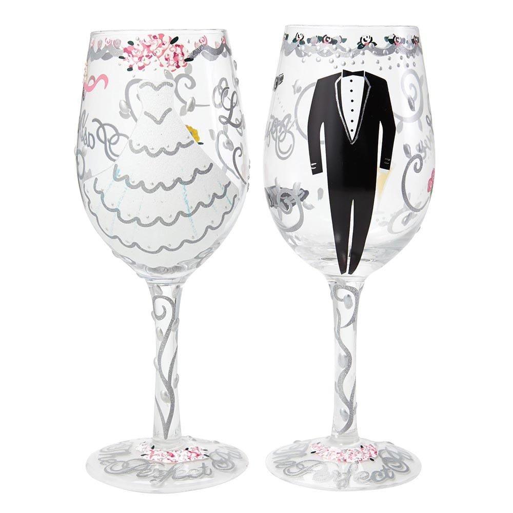 Wedding Gift For Bride And Groom : Bride & Groom Wedding Gift Set : Enesco