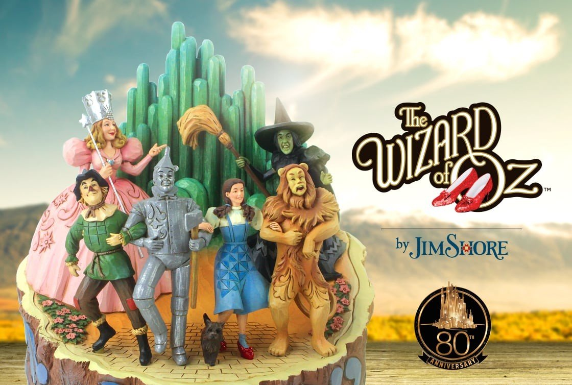 Wizard of Oz by Jim Shore