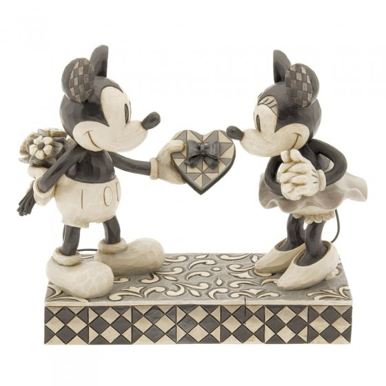 Real Sweetheart - Mickey & Minnie Mouse Figurine