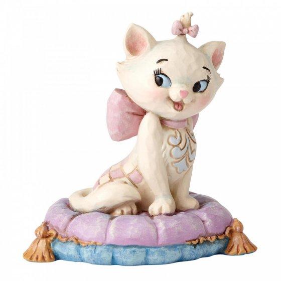Marie on Pillow Mini Figurine