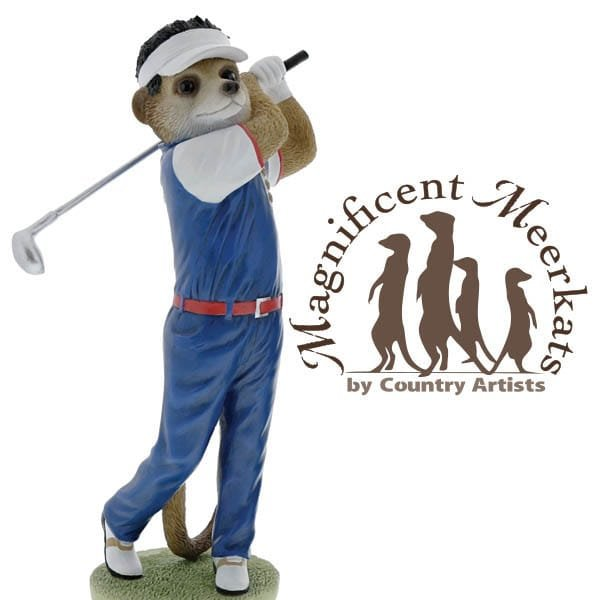 Magnificent Meerkats introduces chef figurine along with two other funny little faces to the collection