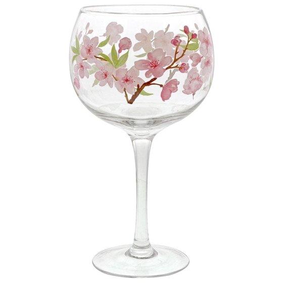 Cherry Blossom Gin Copa Glass