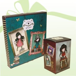 Santoros Gorjuss Collection Gift Packaging
