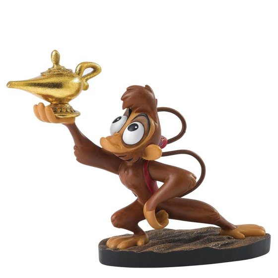 Mischievous Thief (Abu Figurine)