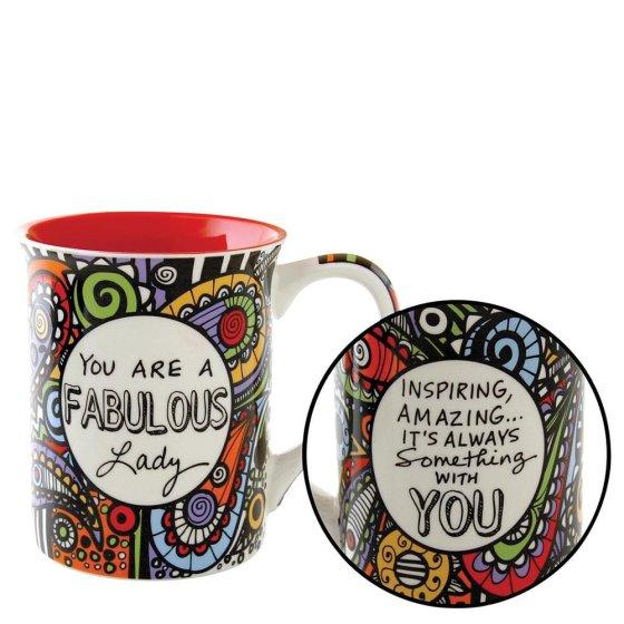 Fabulous Lady Mug