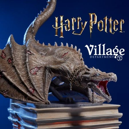 Enesco presents beautiful, brand-new figures representing iconic locations from the Harry Potter™ film series