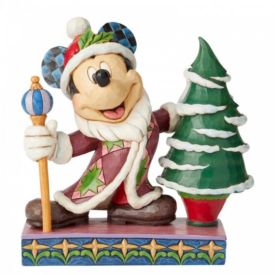 Jolly Ol St Mick (Mickey Mouse Father Christmas)