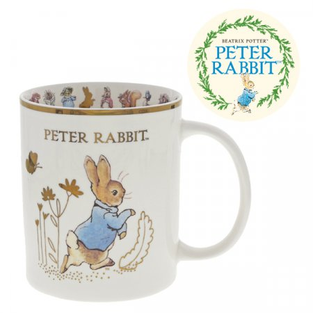 Enesco launches new collectable concept with Peter Rabbit™  'Mug of the Year'