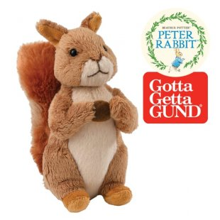 Go Nuts for the Latest Addition to the GUND® Beatrix Potter™ Peter Rabbit™ Plush Collection