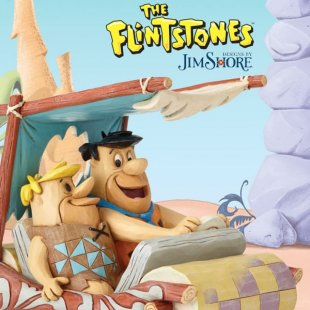 'Yabba-dabba-doo' It's the Flintstones!