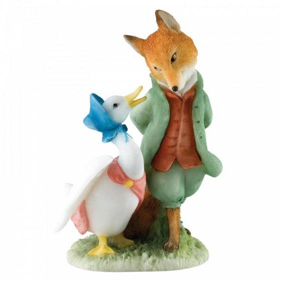 Jemima & The Foxy Whiskered Gentleman