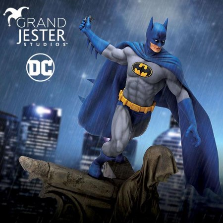 Enesco Launches New Batman Figurine into Its Grand Jester Studios Collection as DC Celebrates 80 Years of the Iconic Super Hero