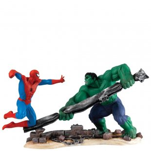 Spider Man vs. Hulk