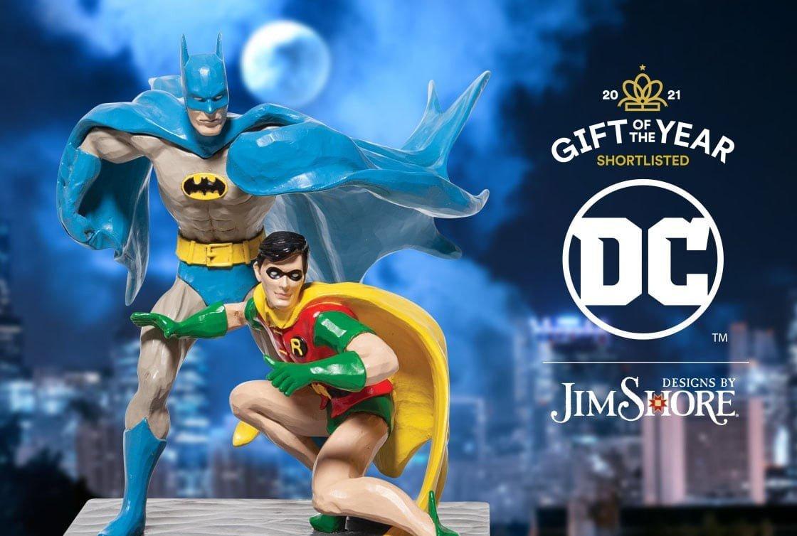 DC Comics by Jim Shore