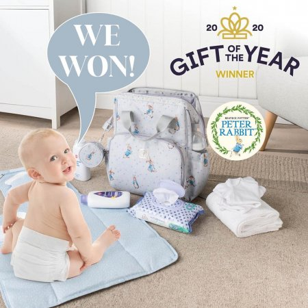 Beatrix Potter Baby Collection wins Gift of the Year Award