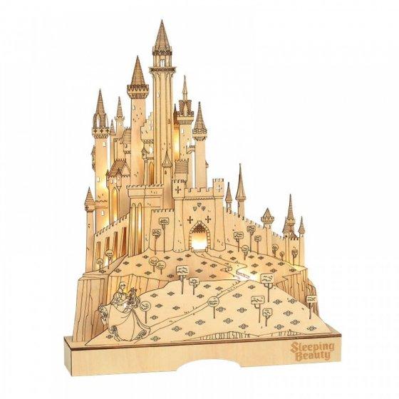 Sleeping Beauty Illuminated Castle