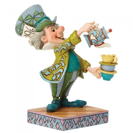 A Spot of Tea - Mad Hatter Figurine