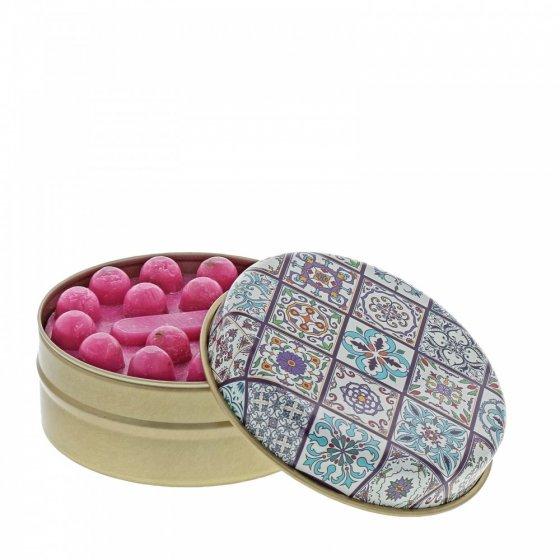 FS Blue Tile with Pomegranate Soap