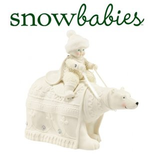 Join the 'Winter Carnival' with Snowbabies®