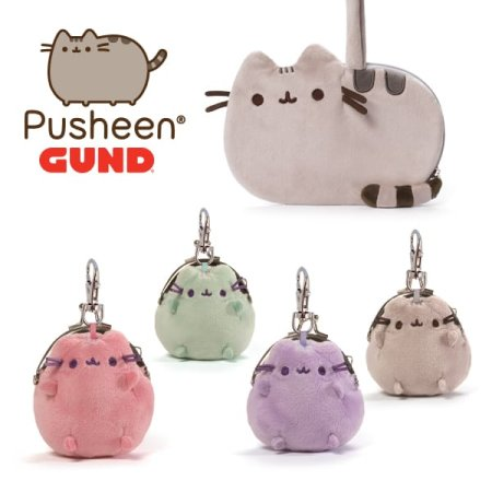 GUND launches new range of functional Pusheen plush products
