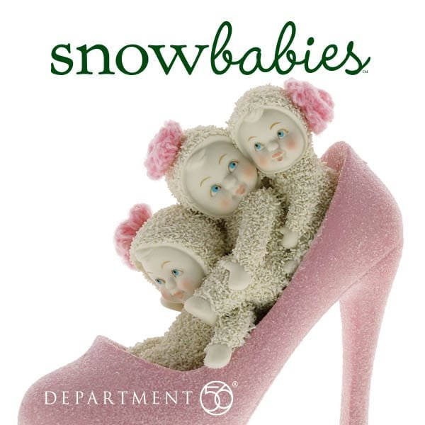 Pretty in pink: Exciting new features added to Snowbabies as latest collection is unveiled