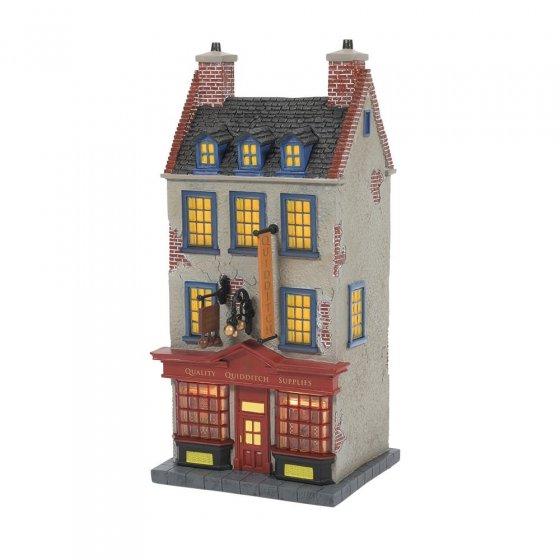 Quality Quidditch Supplies Illuminated Model Building