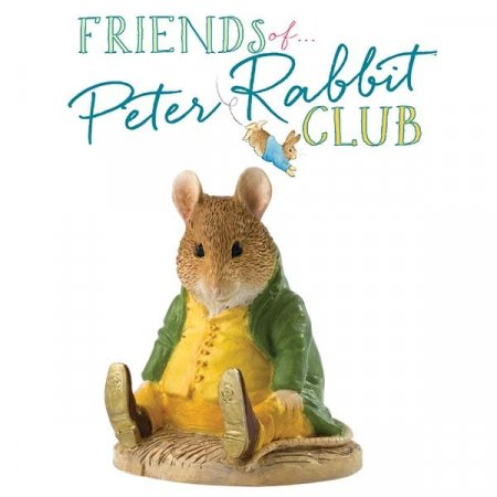 A New Look for The Friends of Peter Rabbit™ Club