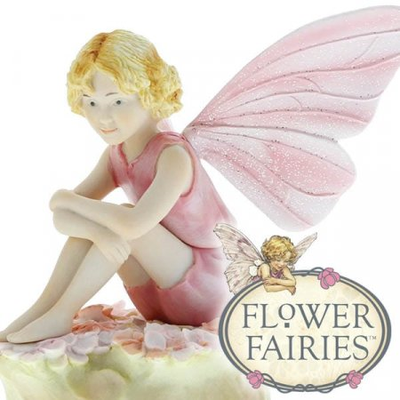 A taste of afternoon tea in time for summer as Enesco announces launch of Flower Fairies™ cake stands