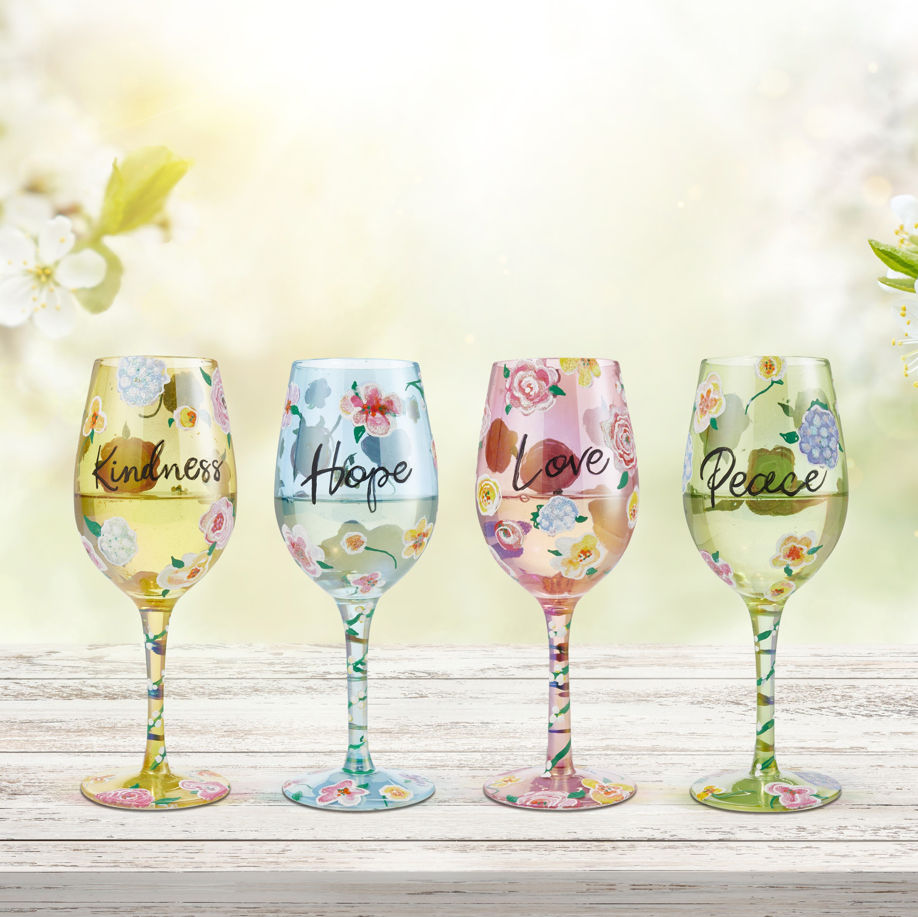 #SawThisAndThoughtOfYou - Enesco launches new range of Lolita glasses to share sentimental messages of better times ahead.